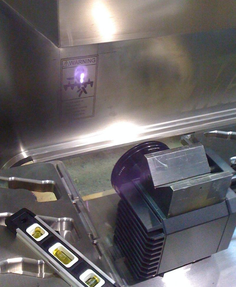 On-site Laser Marking Service